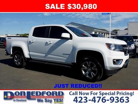 2016 Chevrolet Colorado for sale in Cleveland TN