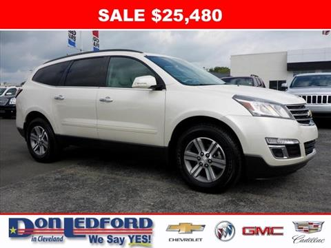 2015 Chevrolet Traverse for sale in Cleveland, TN