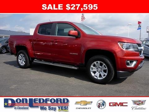 2015 Chevrolet Colorado for sale in Cleveland, TN
