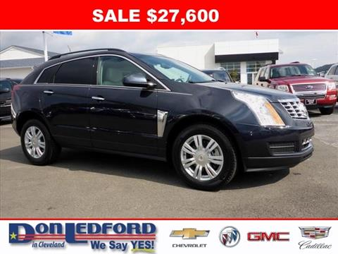 2015 Cadillac SRX for sale in Cleveland, TN