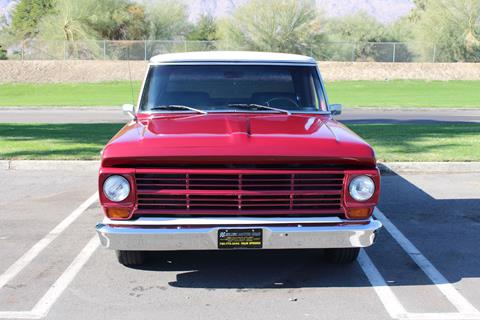 1972 Ford F-100 for sale in Palm Springs, CA