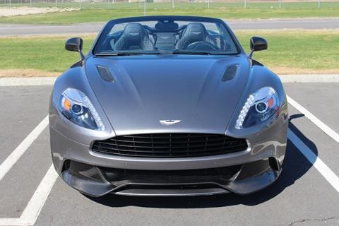 2015 Aston Martin Vanquish for sale in Palm Springs, CA