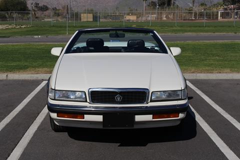 1990 Chrysler TC for sale in Palm Springs, CA
