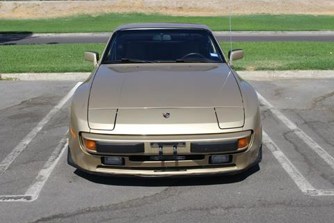 1984 Porsche 944 For Sale In Palm Springs Ca