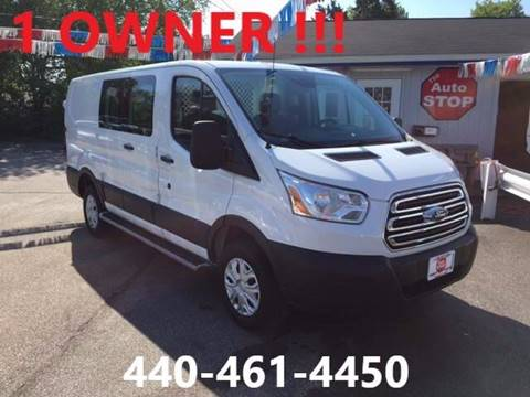 2016 Ford Transit Cargo for sale in Painesville, OH