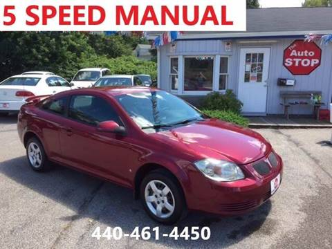 2009 Pontiac G5 for sale in Painesville, OH