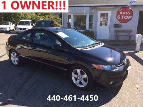 2007 Honda Civic for sale in Painesville, OH