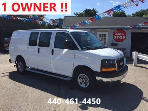 2017 GMC Savana Cargo for sale in Painesville, OH