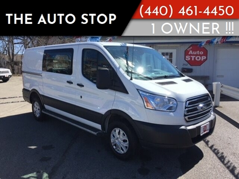 2018 Ford Transit Cargo for sale in Painesville, OH