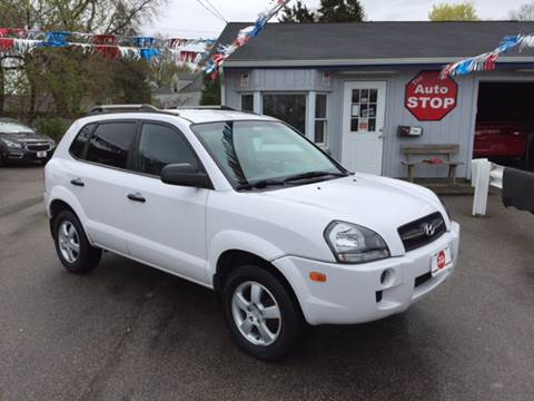 2007 Hyundai Tucson for sale in Painesville, OH