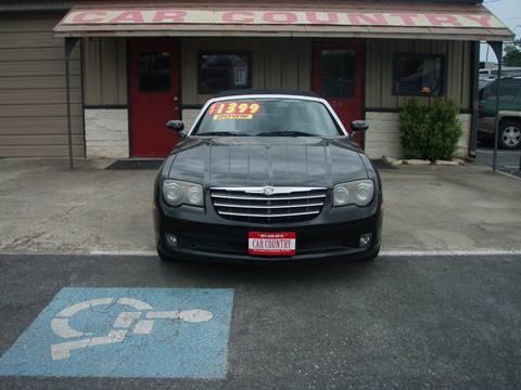 2006 Chrysler Crossfire for sale in Rosenburg, TX