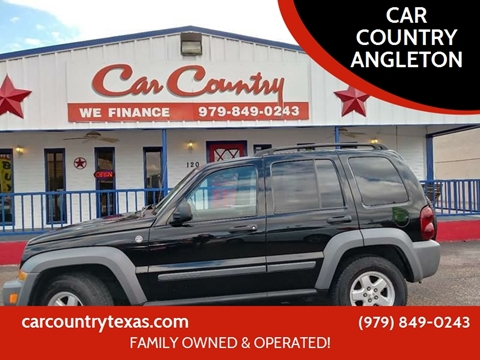 2006 Jeep Liberty for sale in Angleton, TX
