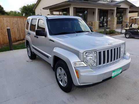 2012 Jeep Liberty for sale in Clute, TX