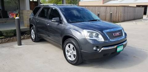 2012 GMC Acadia for sale in Clute, TX