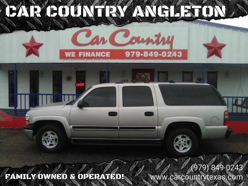 2005 Chevrolet Suburban 1500 LS 4WD 4dr SUV In Angleton TX