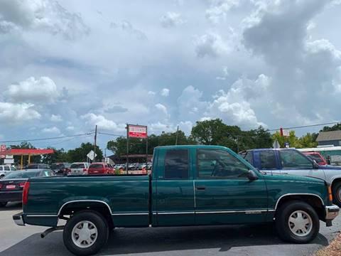 1997 GMC Sierra 1500 for sale in Rosenberg, TX