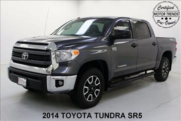 2014 Toyota Tundra for sale in Alvin TX