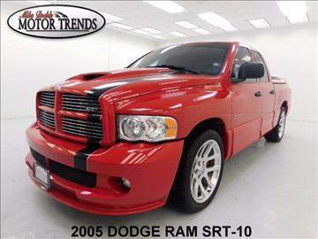 2005 Dodge Ram Pickup 1500 SRT-10 for sale in Alvin, TX