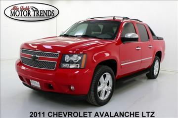 2011 Chevrolet Avalanche for sale in Alvin, TX