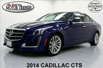 2014 Cadillac CTS for sale in Alvin, TX