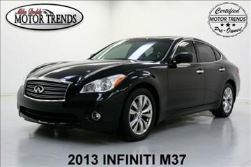 2013 Infiniti M37 for sale in Alvin, TX