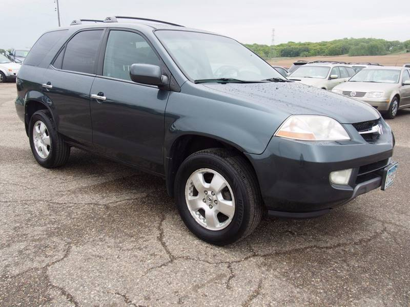 2003 Acura MDX for sale at Quinn Motors in Shakopee MN