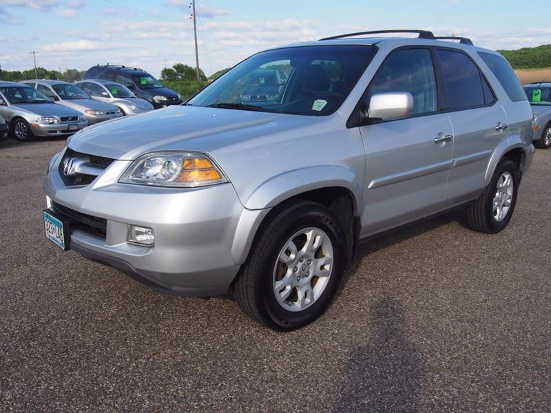 2006 Acura MDX for sale at Quinn Motors in Shakopee MN