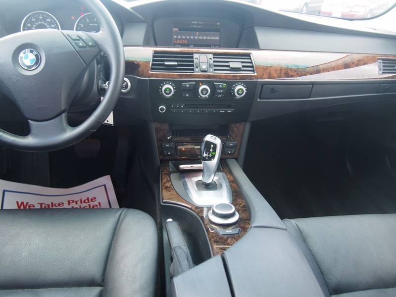2008 BMW 5 Series for sale at Quinn Motors in Shakopee MN