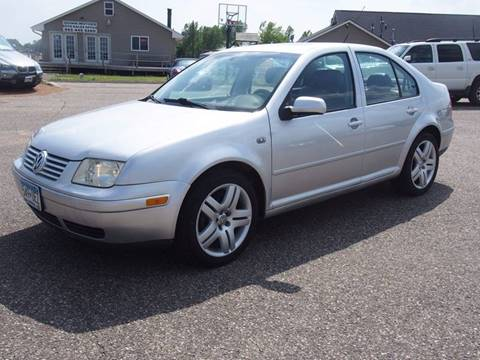 2001 Volkswagen Jetta for sale at Quinn Motors in Shakopee MN