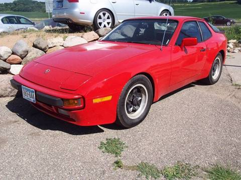 1983 Porsche 944 for sale at Quinn Motors in Shakopee MN
