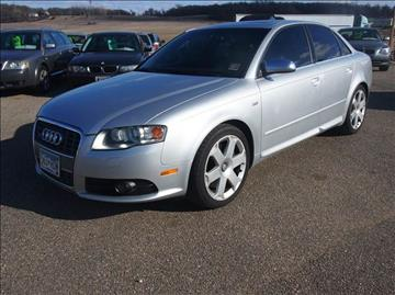 2005 Audi S4 for sale at Quinn Motors in Shakopee MN