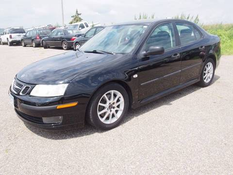 2005 Saab 9-3 for sale at Quinn Motors in Shakopee MN