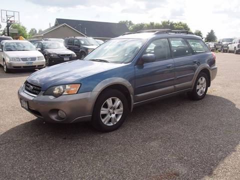 2005 Subaru Outback for sale at Quinn Motors in Shakopee MN