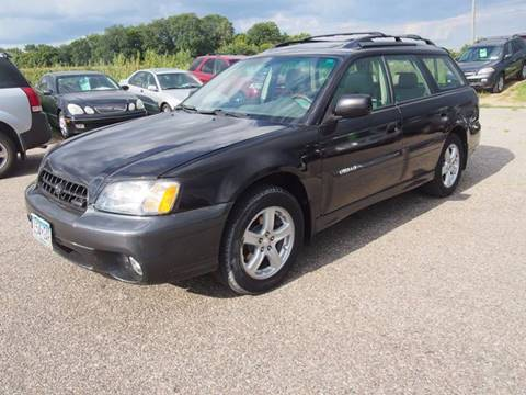2004 Subaru Outback for sale at Quinn Motors in Shakopee MN