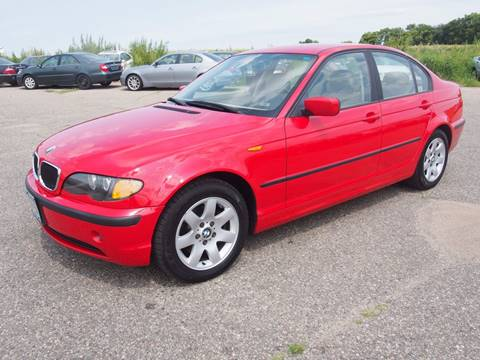 2003 BMW 3 Series for sale at Quinn Motors in Shakopee MN