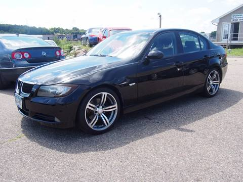 2006 BMW 3 Series for sale at Quinn Motors in Shakopee MN