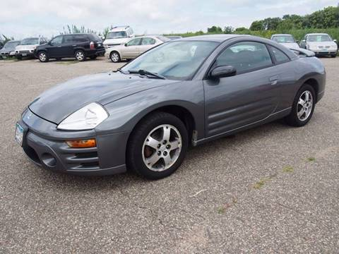 2003 Mitsubishi Eclipse for sale at Quinn Motors in Shakopee MN