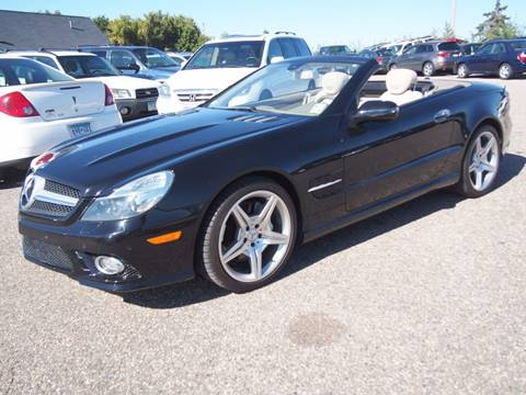2009 Mercedes-Benz SL-Class for sale in Shakopee, MN