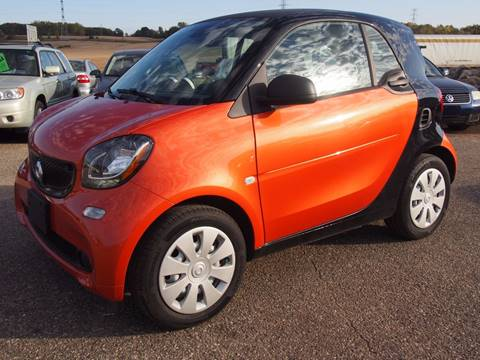 2016 Smart fortwo for sale at Quinn Motors in Shakopee MN