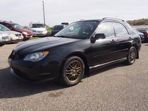 2006 Subaru Impreza for sale at Quinn Motors in Shakopee MN