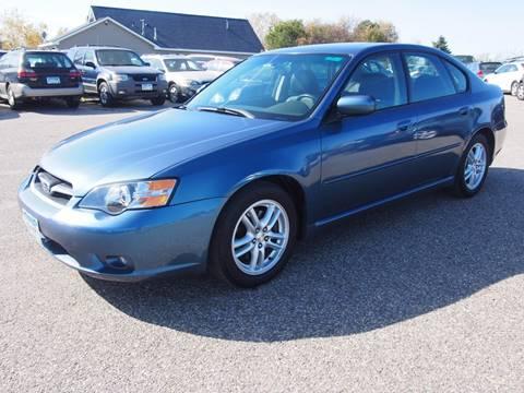 2005 Subaru Legacy for sale at Quinn Motors in Shakopee MN