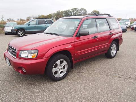 2004 Subaru Forester for sale in Shakopee, MN