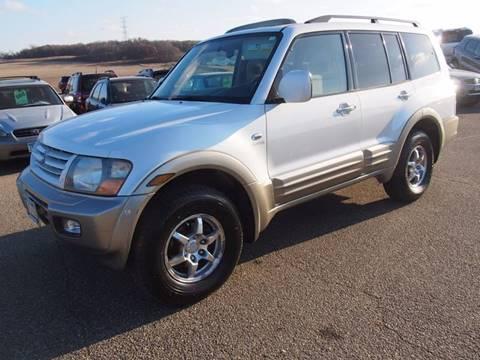 2002 Mitsubishi Montero For Sale In Minnesota