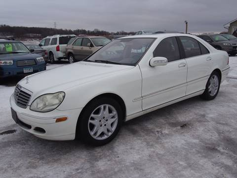 Used Mercedes Benz S Class For Sale In Minnesota