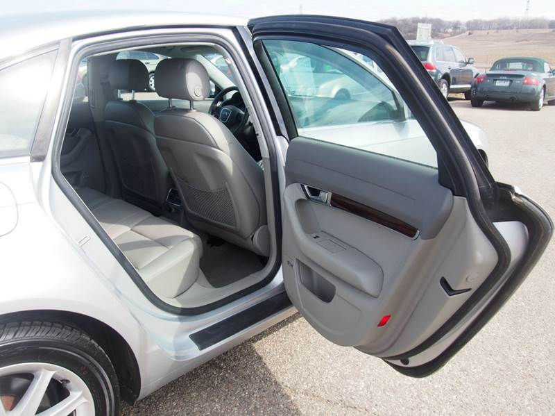 2005 Audi A6 for sale at Quinn Motors in Shakopee MN