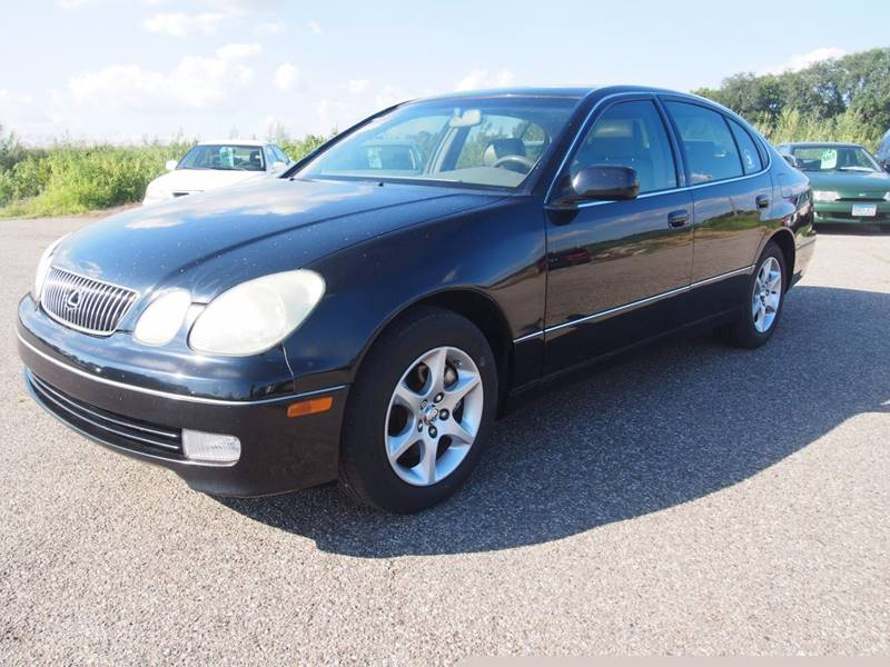 2002 Lexus GS 300 for sale at Quinn Motors in Shakopee MN