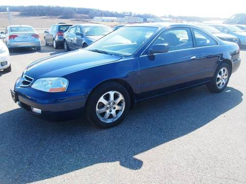 2002 Acura CL for sale at Quinn Motors in Shakopee MN