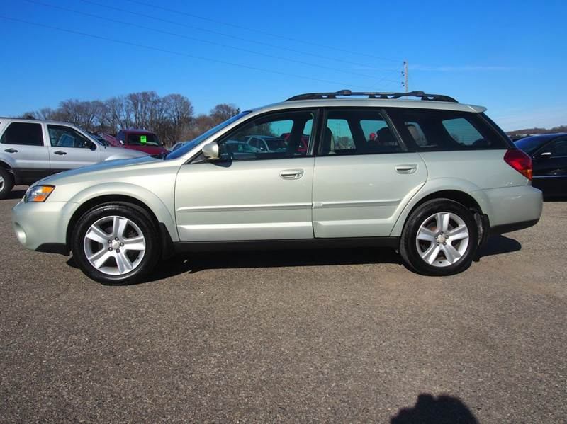 2006 Subaru Outback for sale at Quinn Motors in Shakopee MN