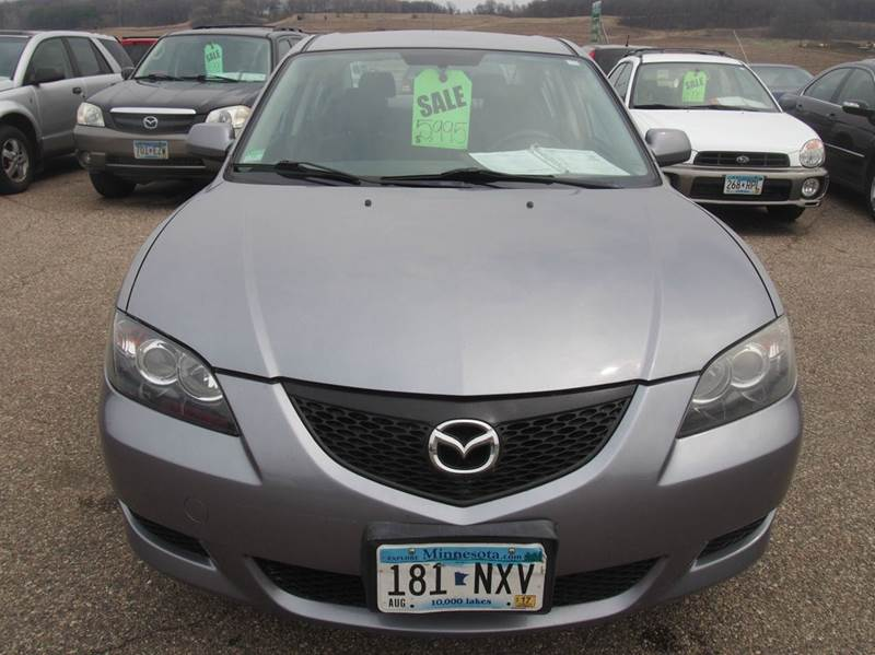 2006 Mazda MAZDA3 for sale at Quinn Motors in Shakopee MN