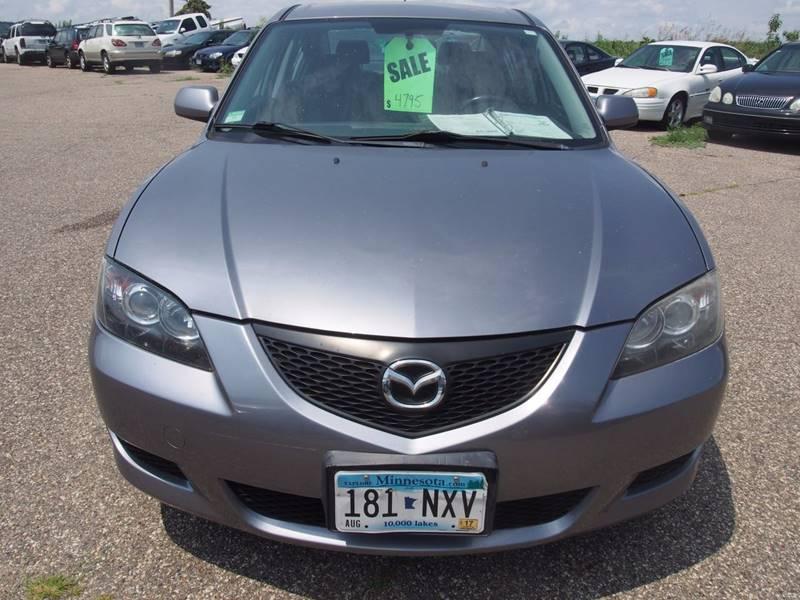 2006 Mazda MAZDA3 for sale at Quinn Motors in Shakopee MN